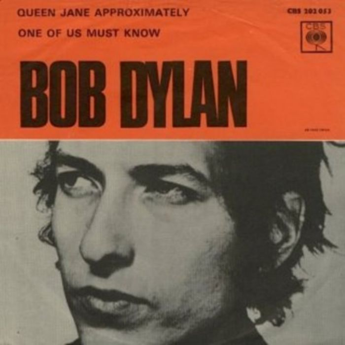 45cat Bob Dylan Queen Jane Approximately One Of Us Must Know Cbs Sweden 202053 Bob Dylan Album Covers Bob Dylan Bob Dylan Forever Young