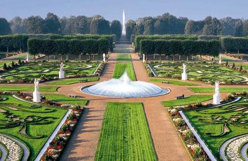 Royal Herrenhausen Gardens In Germany Awarded Best Park Of Europe Germany Beautiful Park Bavaria Germany