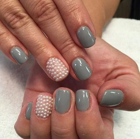 #how to do nail art #nail art 2017 #nail art design 2017 # - 60 Unique And Easy Weekend Nail Art Ideas To Have Unlimited Fun