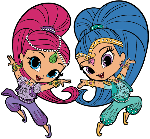 Shine Shimmer Shine Shimmer And Shine Characters Cute Disney Drawings Cute Cartoon Pictures