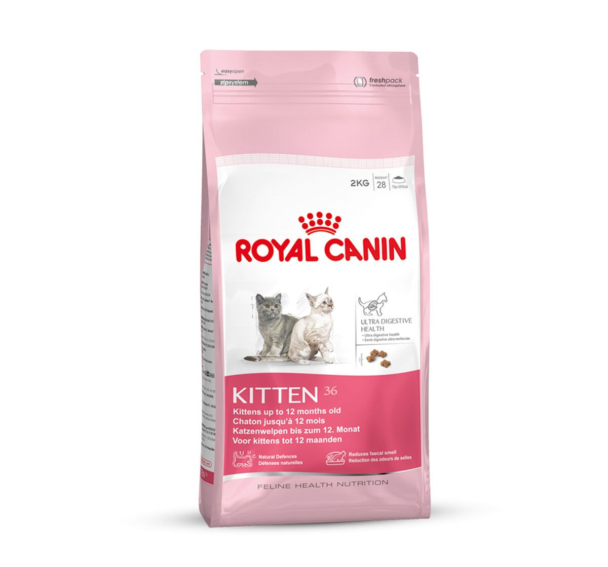 Royal Canin Kitten 400 Gms