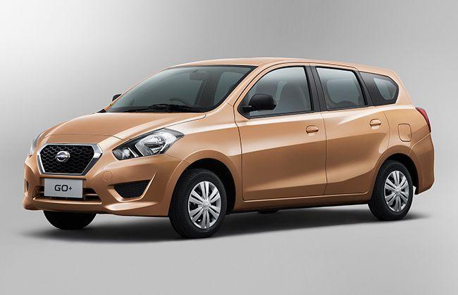 Datsun Go Mpv Technical Specifications Brochure Revealed Datsun Car Family Car
