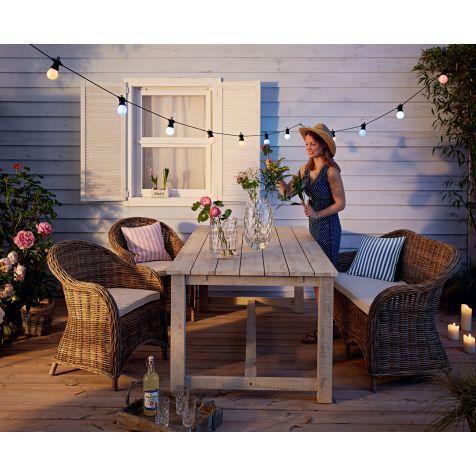 Gartenmöbel-Set, 5-tlg, Lordi Katalogbild Garten Pinterest - gartenmobel set alu 5 teilig