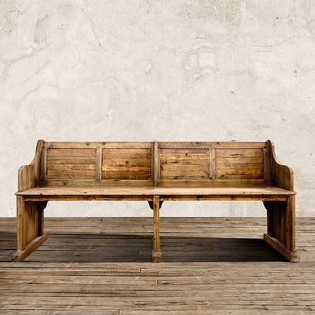 Made From 100 Reclaimed Bleached Pine The Arhaus