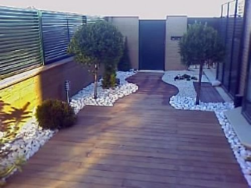 jardin minimalista busca de google