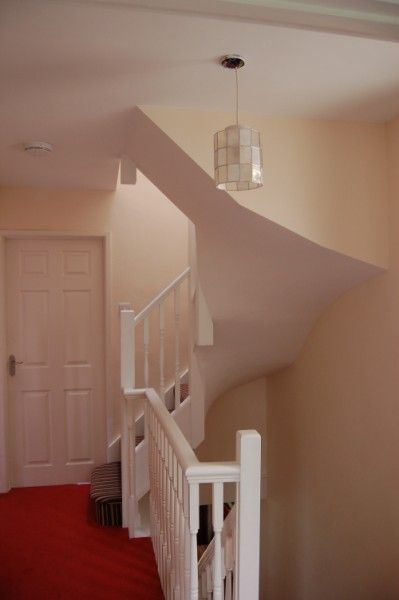 The Loft Conversion Bedroom And Ensuite Shower Loft Conversions Is Designed  Arranged In To The Home Interior Looking.   Attic   Pinterest   Loft  Conversion ...