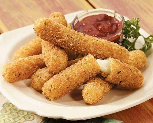 Gluten Free Tuesday Mozzarella Sticks Recipe Mozzarella