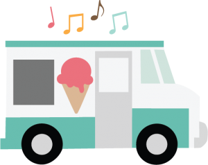 Pin On Ice Cream Birthday Party