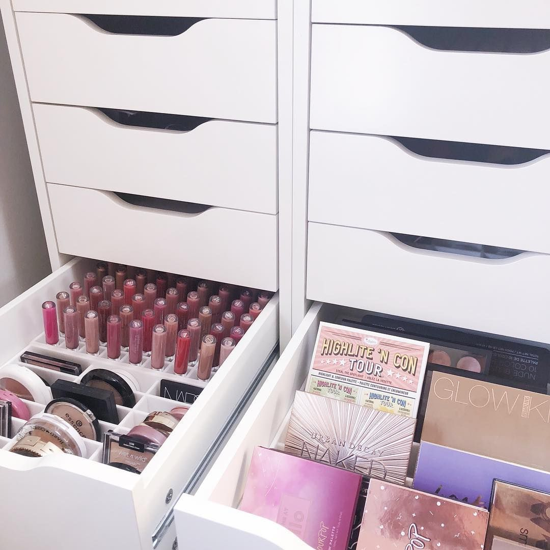 Allie Organizers Are Made Specially For The Ikea Alex Units Plus Our Allie Minis Fit The I Ikea Dressing Table Ikea Malm Dressing Table Dressing Table Design,Best Paint Colours For Bathrooms