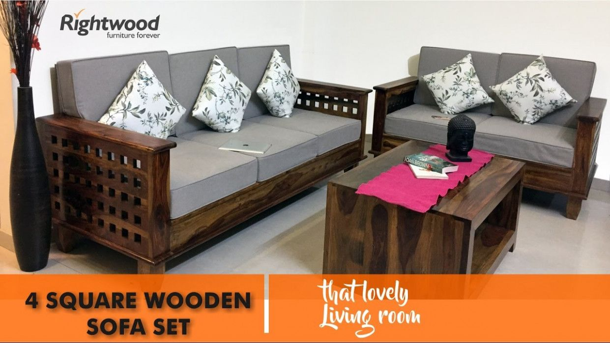 Kerala Style Wooden Sofa Set Sofa Set Designs Sofa Set Sofa Bed Wood