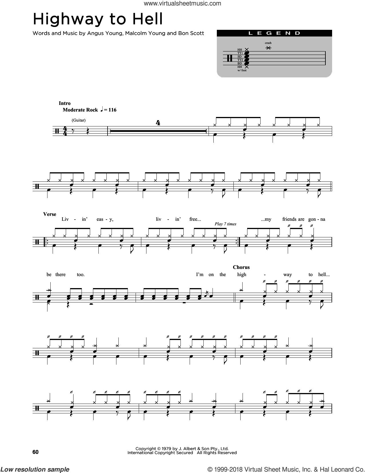 Pin On Drums Sheet Music