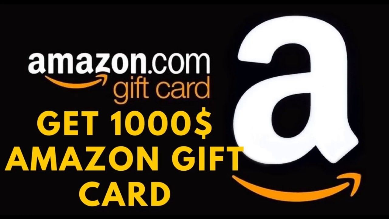 Amazon Gift Codes How To Get Free Card Easy And Fast Amazon Gifts Amazon Gift Cards Gift Card