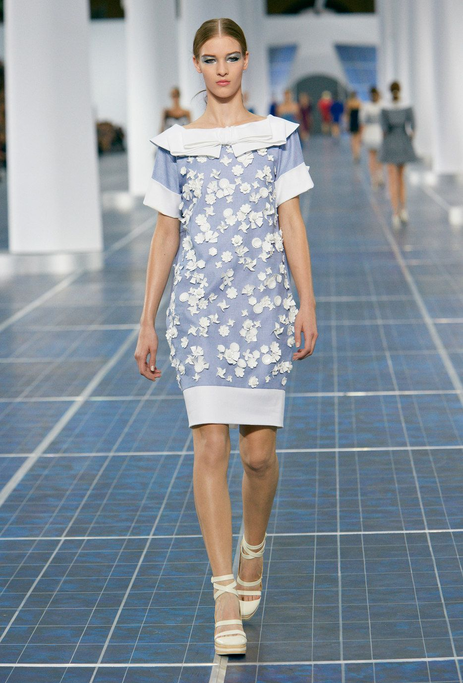 Ready-to-wear - Spring-Summer 2013 - Look 42 - CHANEL