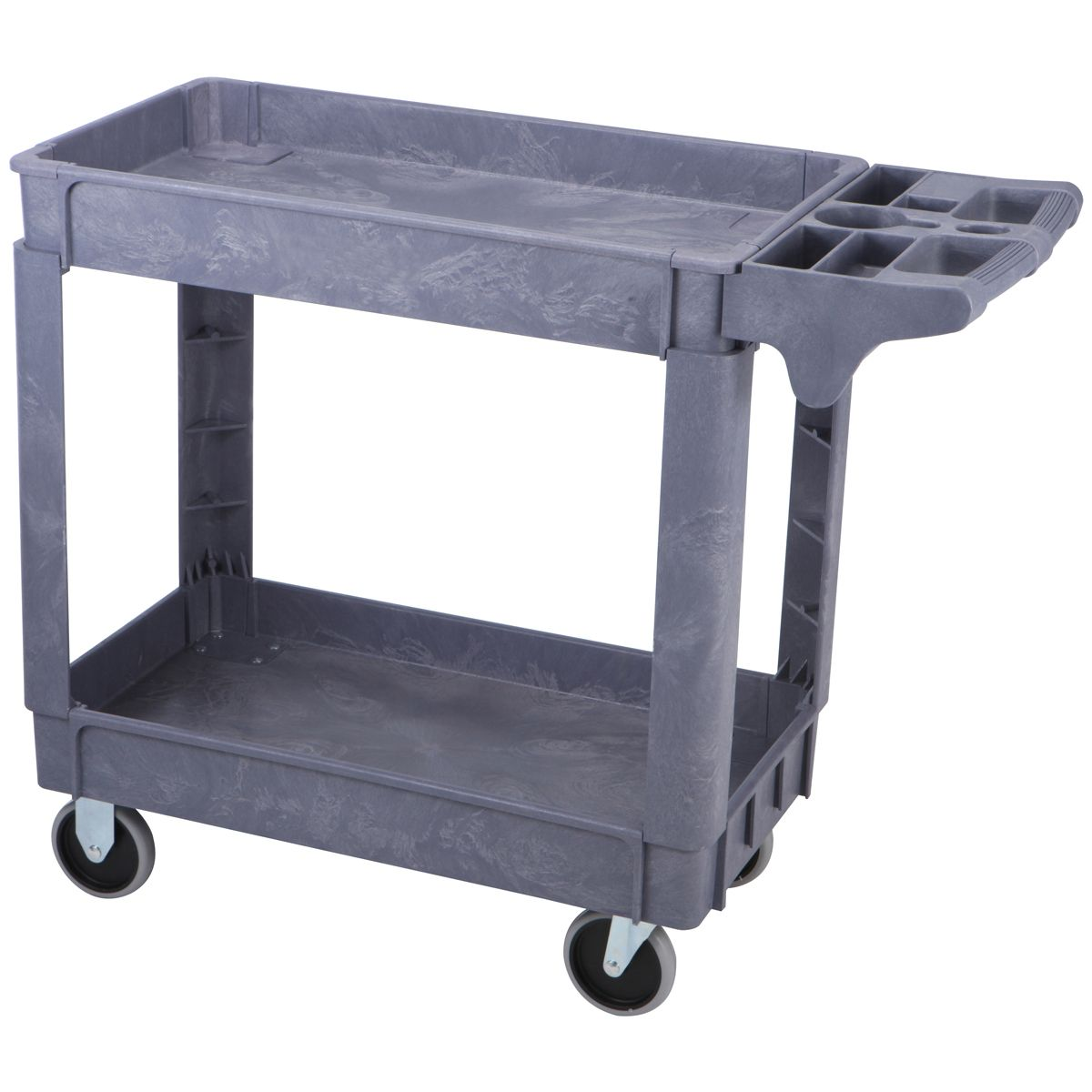 16 In X 30 In Industrial Polypropylene Service Cart Utility