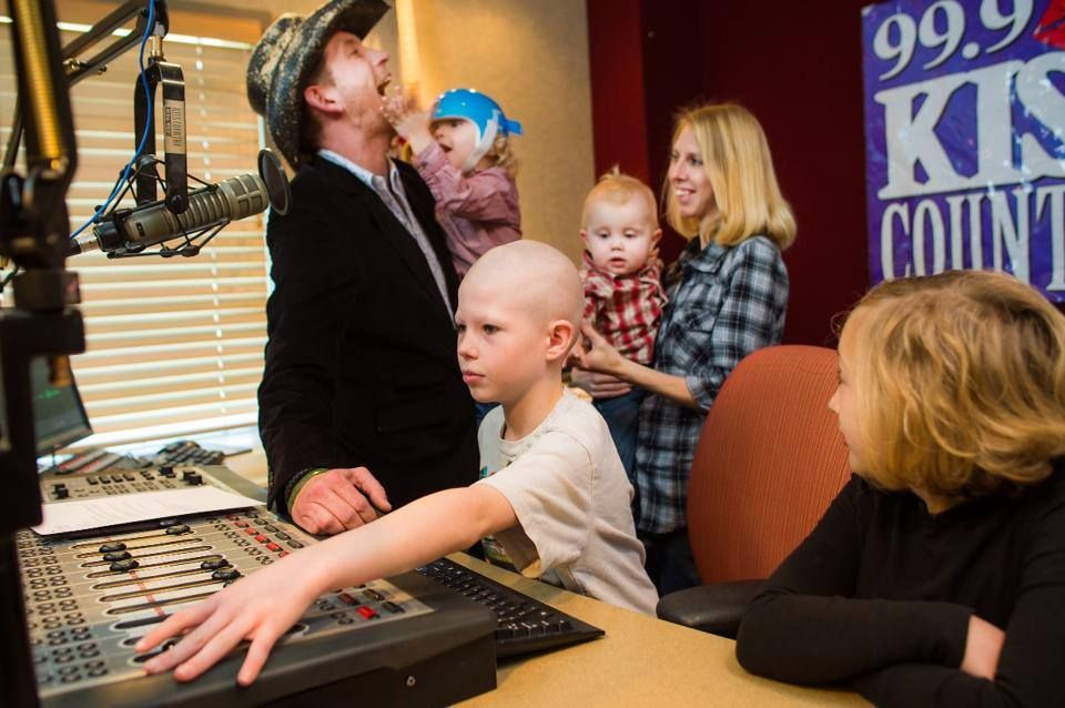 Kiss Country Cares For Kids Radiothon Is A 999 Benefit Mission Childrens Hospital