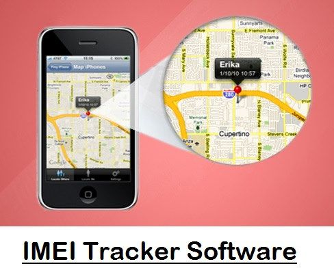 mobile phone tracking software using imei number