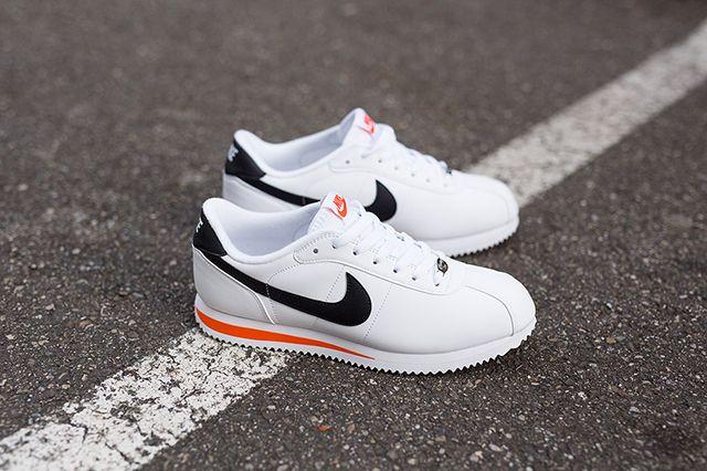 White And Black Nike Cortez February 2017