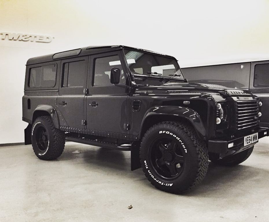 One Of The Twisted Favourites The All Black Defender