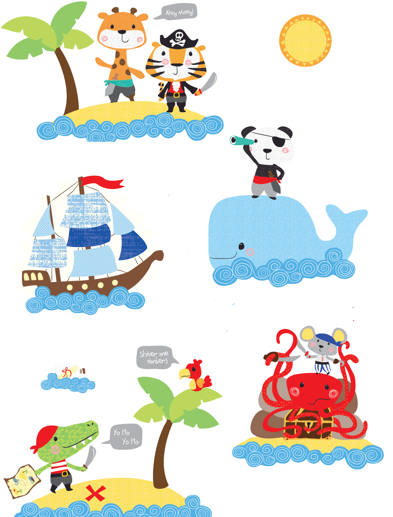 Pirate Wall Decals Pinterest Wall Decals And Products
