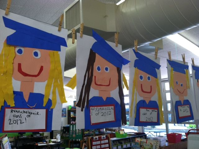 Preschool Graduation Photo Booth Decoration Ideas