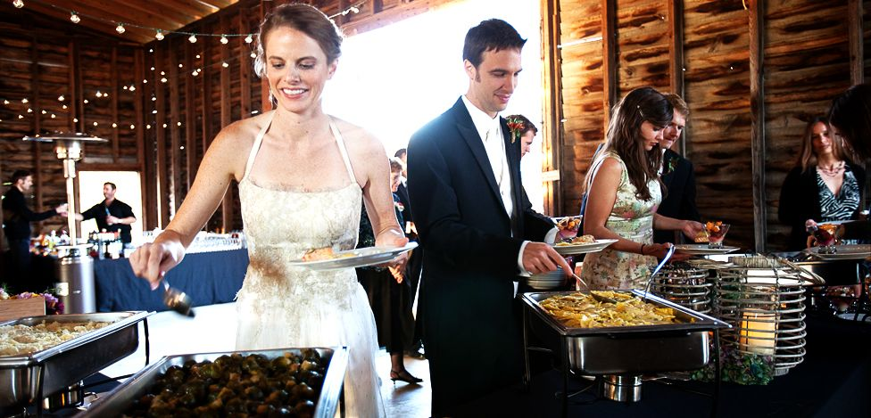 Wedding catering in Charlottesville Wedding catering