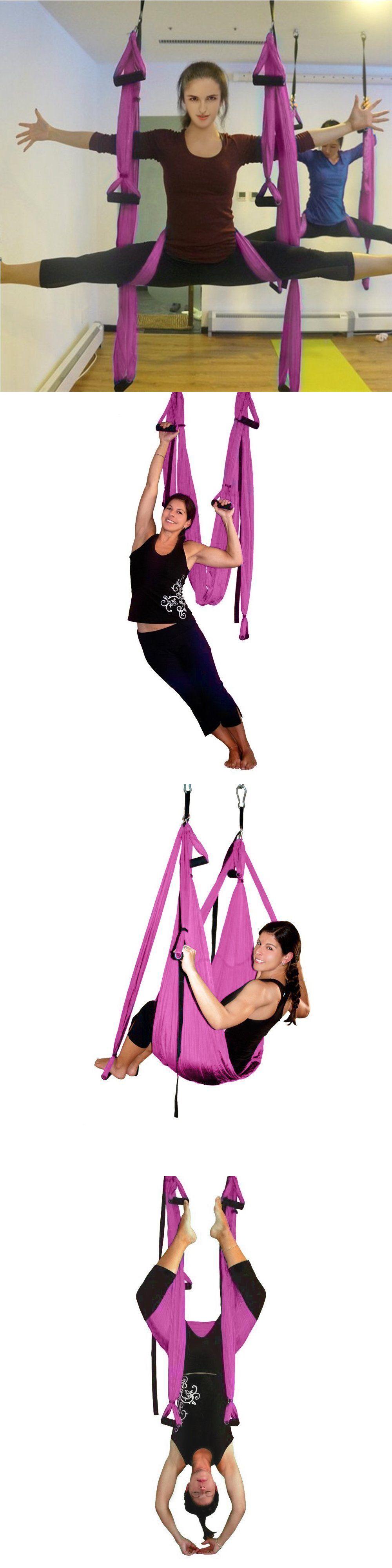 Yoga props aerial yoga swing equipment flying hammock sling