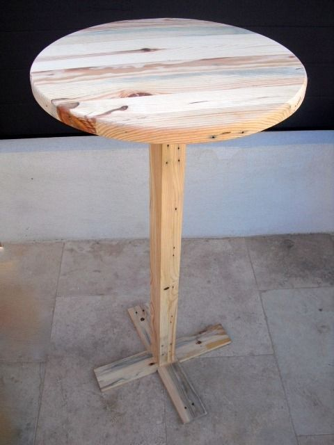 mange debout type bar palette works meubles et. Black Bedroom Furniture Sets. Home Design Ideas