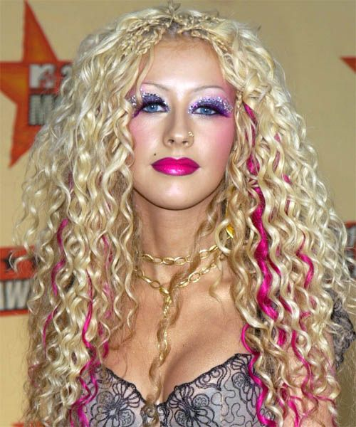 Christina Aguilera Hairstyles Celebrity By