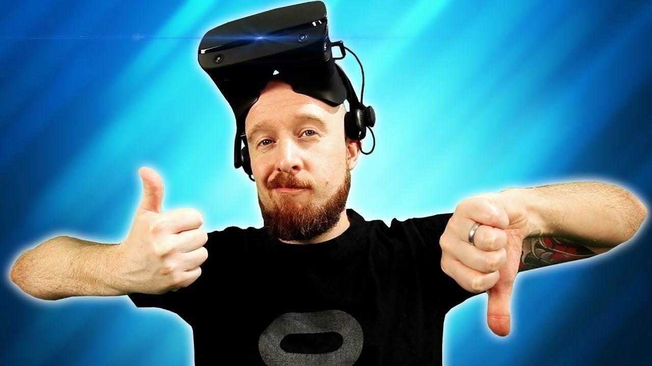 Where Did The Oculus Rift S Go Wrong Oculus Rift Rift Oculus