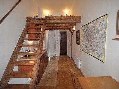studio apartment loft bed. loft double bed  Google Search Studio Apartment Small Space Living Pinterest