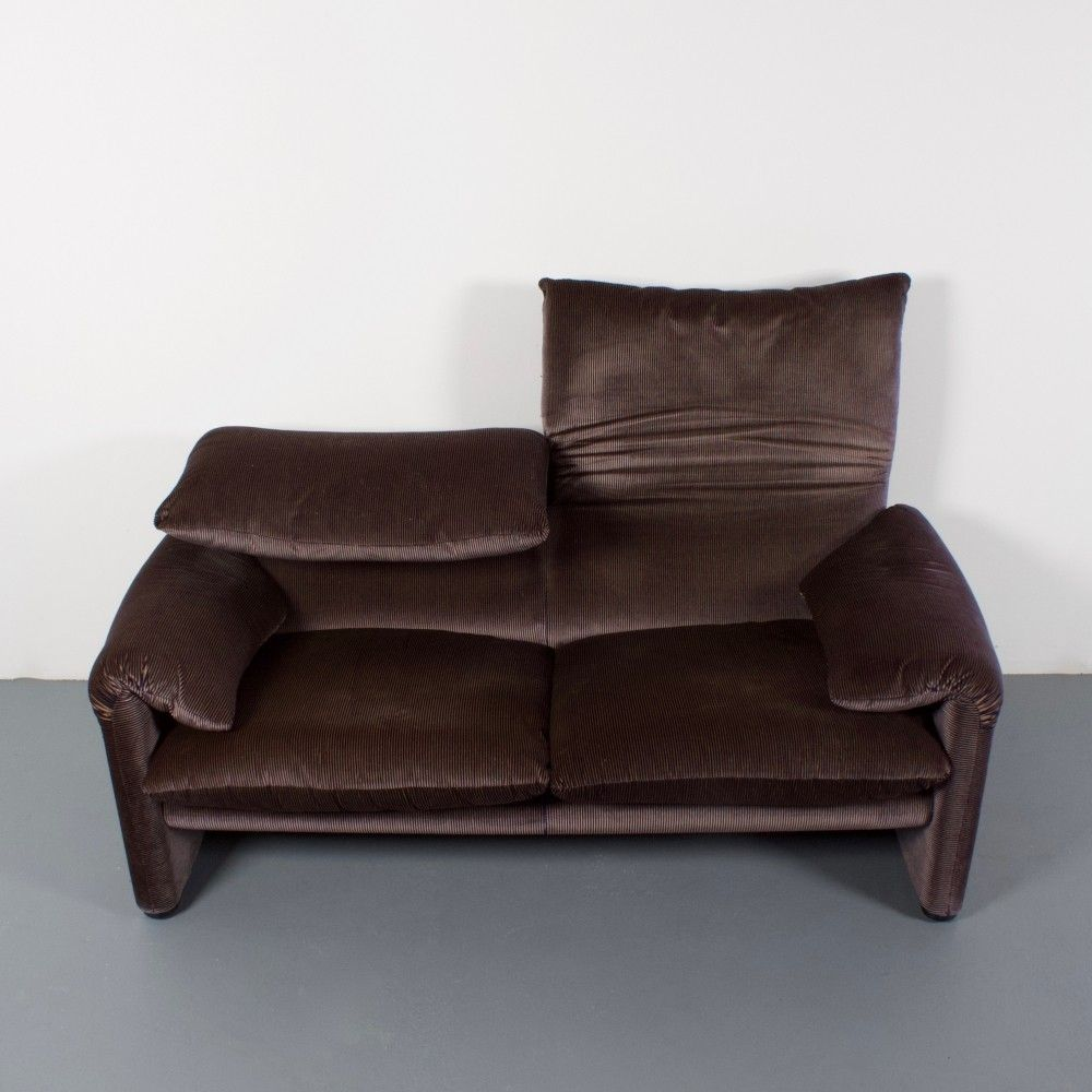 Maralunga Sessel Maralunga Sofa By Vico Magistretti For Cassina 1990s Sit On It