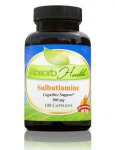 Sulbutiamine is a safe and effective nootropic used to boost mood, reduce anxiety, improve memory and more! Learn more: http://nootropicszone.com/sulbutiamine-for-mood-and-anxiety/