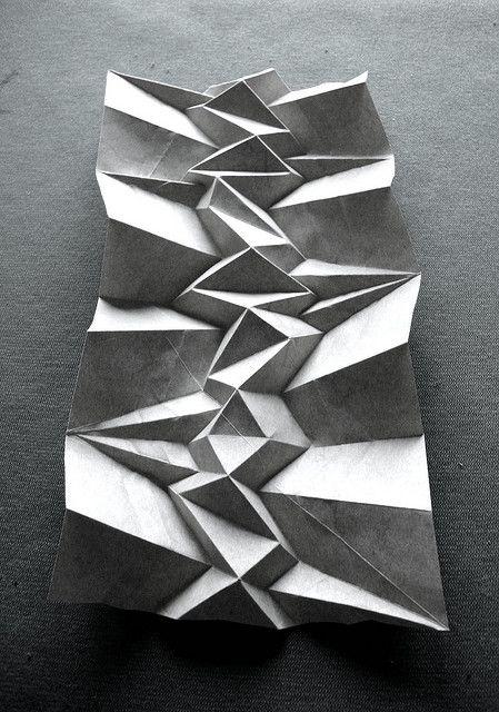 Andrea Origami Architecture Paper Folding Paper Artist