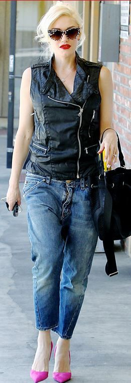 Gwen Stefani…For listening his songs  visit our Music Station music.stationdig…