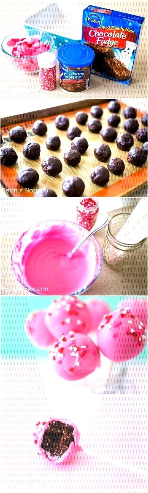 Die einfachste 3-Zutaten-Schokoladenfondant-Torte mit Brownies, damit sie besonders ...  - ??Day -