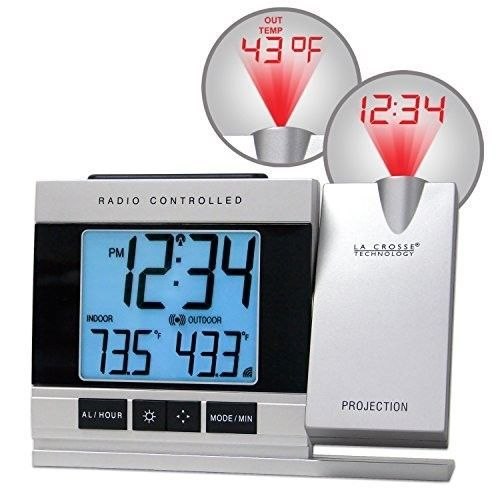 Alarm Clock Projector Ceiling Wall, Digital Projection Alarm Clock Manual