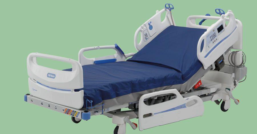 Hospital Beds Get Digital Upgrade Hospital Bed Smart Bed Bed