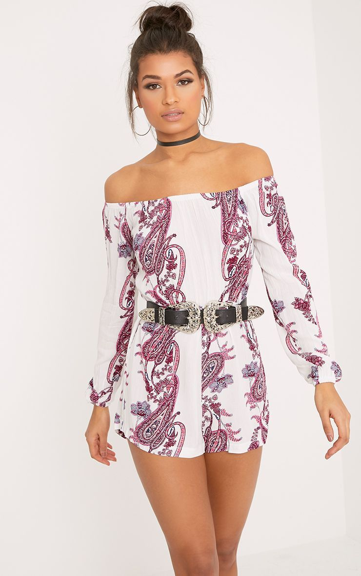 c4732ac0a9d4 Bobby Nude Wrap Front Playsuit