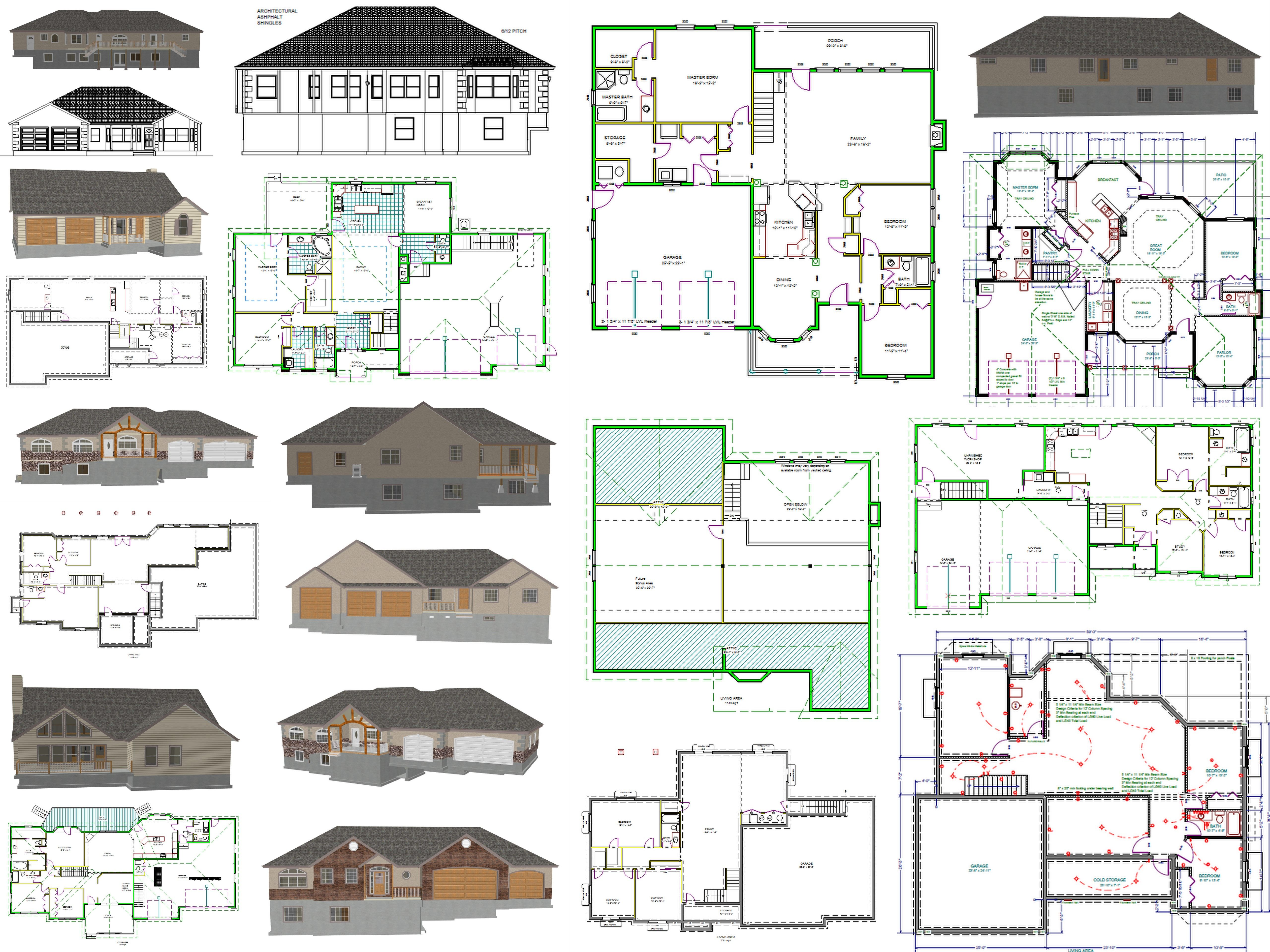 Pole+Barn+Homes+Plans | plan specials 50 plan special ...