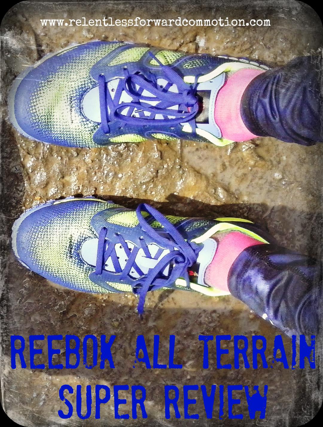 Reebok All Terrain Super Review (OCRSpartan Shoe) | Reebok