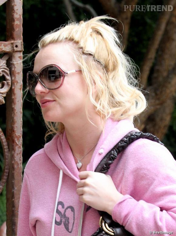 Britney Spears 10 Ans Dextensions Capillaires 10 Ans De Fiasco