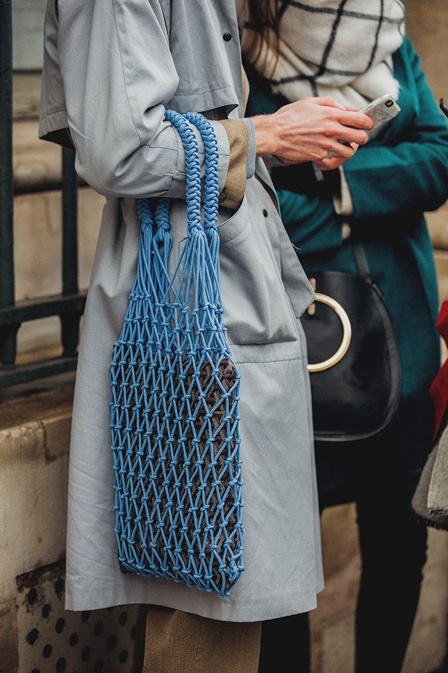 Streetstyle на Неделе моды в Париже. Часть 1 | Мода | STREETSTYLE | VOGUE
