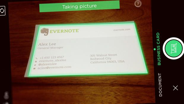 Evernote and linkedin launch a new business card app for ios to evernote and linkedin launch a new business card app for ios to organize your contacts colourmoves