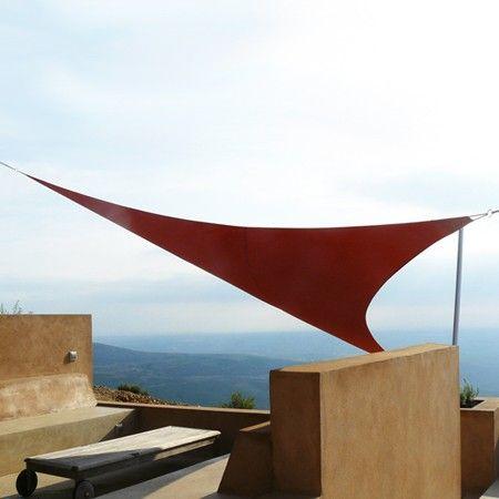 Umbrosa Ingenua Voile D Ombrage Triangle Rectangle 4x5x6 4m C C