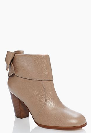 Bow booties | kate spade #wishlist http://rstyle.me/n/tpebn2bn