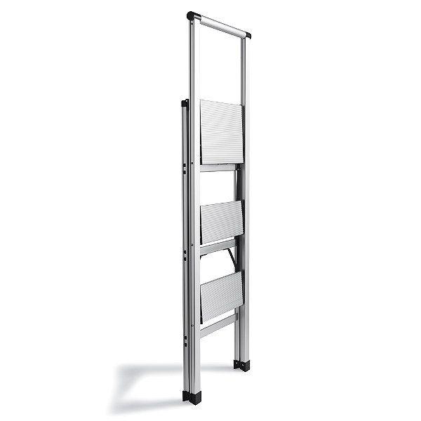 Ultralight Slimline 3 Step Ladder