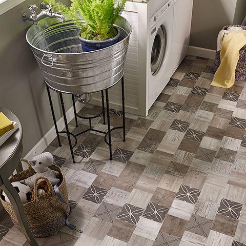 PERGO Max Crestwood Tile PERGO Small Spaces