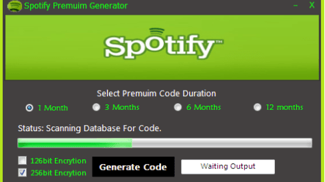 Free Spotify Premium Code Generator - Spotify Hack IOS [2018]
