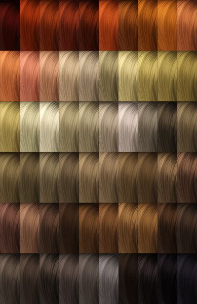 Sunny CC Finds, farfalle-sims: 85 hair color presets for your...