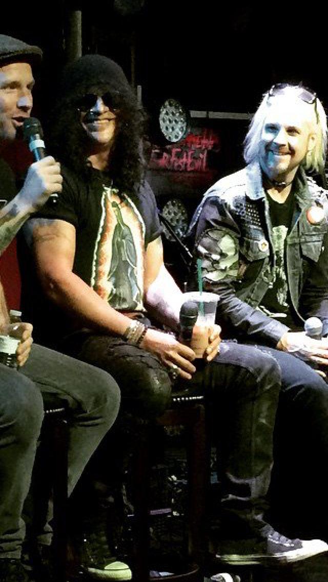 Corey Taylor Slash And John 5 John 5 Guitarist John 5 Hot Emo Boys
